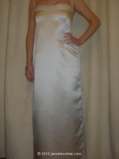 White Dress - Size 10 - 37JO