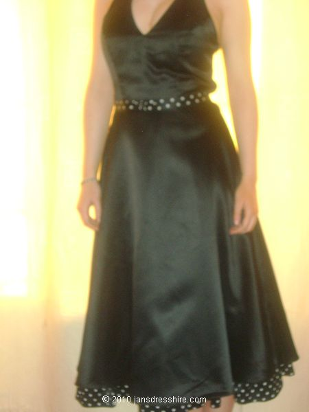 Black Dress - Size 10 - 44JO
