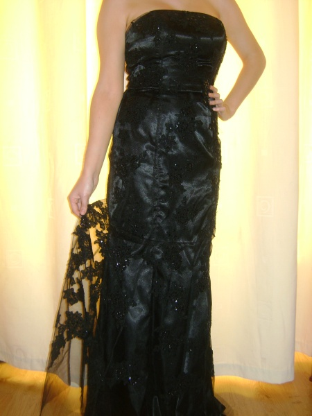Black Dress - Size 8 - 59JO