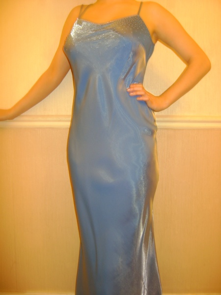 Blue Dress - Size 10 - 71JO