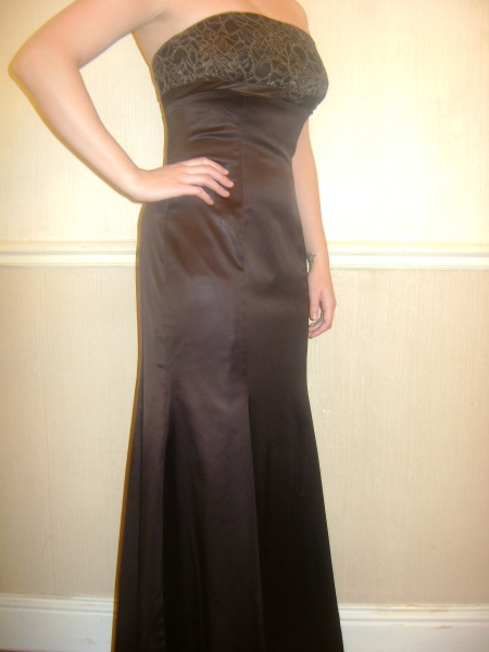 Brown Dress - Size 8 - 73JO