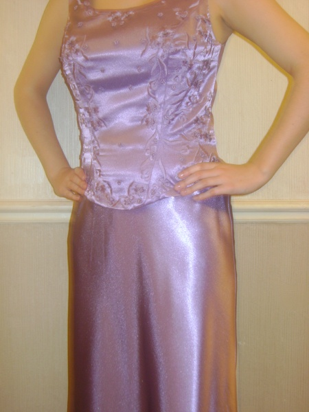 Purple Dress - Size 12 - 78JO