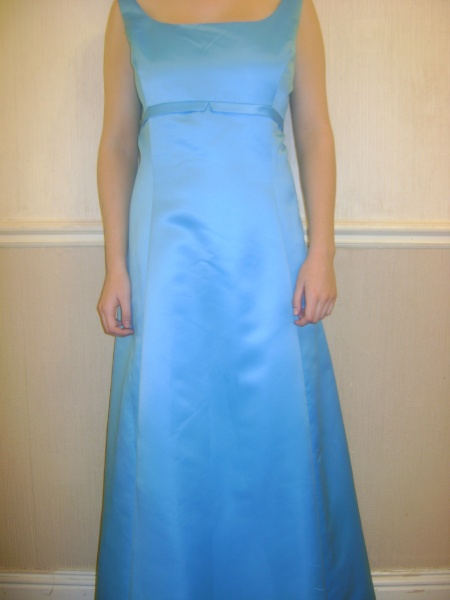 Blue Dress - Size 18 - 82JO