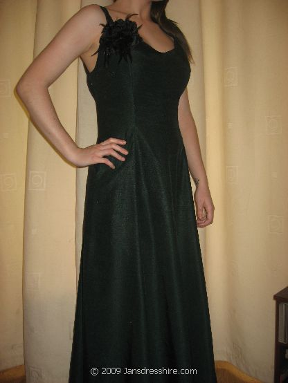 Black Dress - Size 14-16 - 1EK