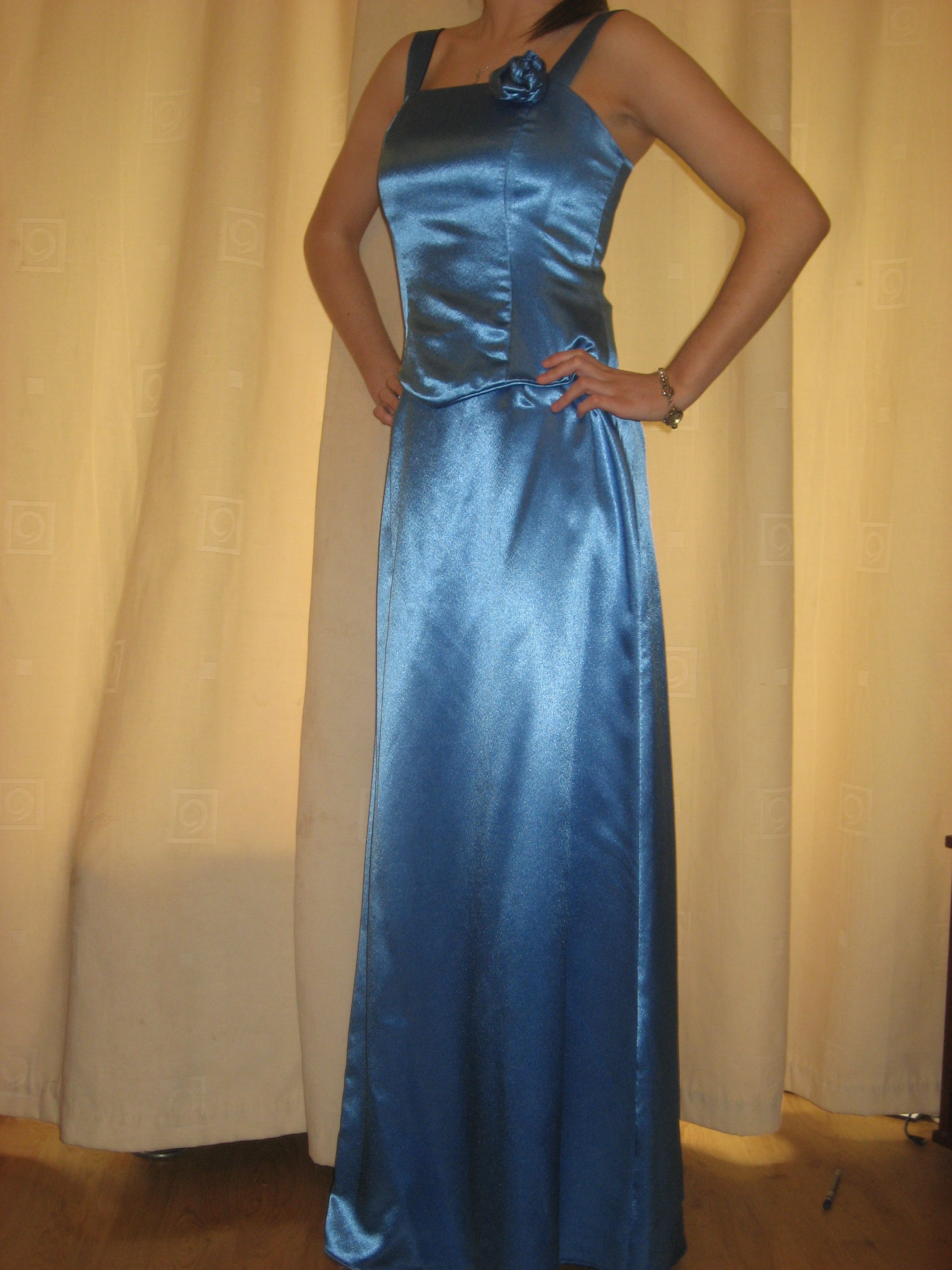 Blue Dress - Size 12 - 6JO