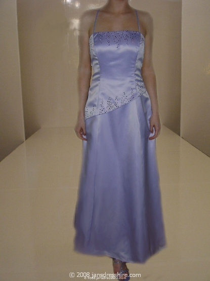 Purple Dress - Size 10 - 1JO